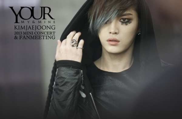 In case you forgot: Jaejoong + Rock = AWE.SOME. [AUDIO]