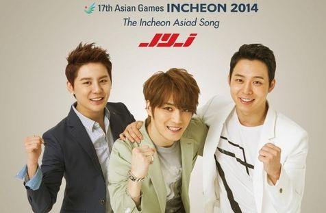 Incheon Asian Games Soaked in Controversy After JYJ Diss