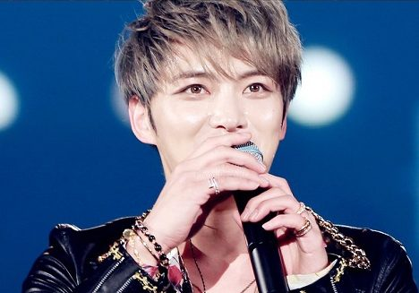 Jaejoong at the Tokyo Girls Music Festival