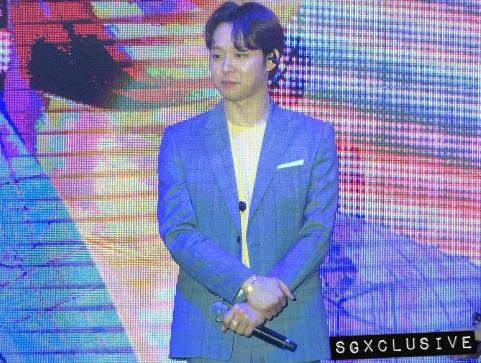 Park Yoochun Mini-Concert